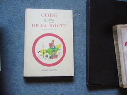 Dubout  Code De La Route 1959 - Books, Magazines, Comics