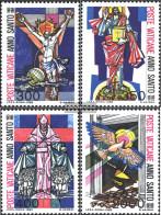 Vatikanstadt 816-819 (complete Issue) Unmounted Mint / Never Hinged 1983 Year The Salvation - Vatican