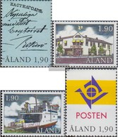 Finland - Aland 66-69 (complete Issue) Unmounted Mint / Never Hinged 1993 Post Sovereignty - Ålandinseln