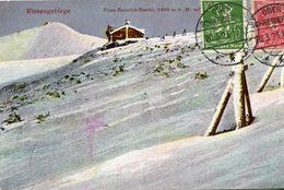 POLOGNE RIESENGEBIRGE Mont Des Géants Prinz Heinrich Baude - Polen