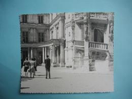 PHOTOGRAPHIE GRAND FORMAT  BLOIS  -  41  -  Le  Château  -  1966  -  12,2  X 14,5  Cms  -  Loi Et Cher - Lieux