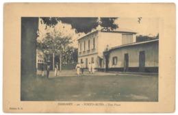 Dahomey, Porto Novo, Une Place (3873) - Dahomey