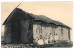 Madagascar, Pauvre église (3874) - Madagascar