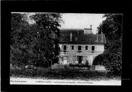 64 CAMBO Les BAINS - Le Sanatorium De Beaulieu :Côté De La Terrasse, Cpa Année 1910  Photo Ouvrard Bayonne - Cambo-les-Bains