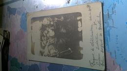 Cp Photo La Tranchée T Au Four De Paris Argonne Soldats Bretons - Guerre 1914-18