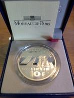 354 - COFFRET BE 10 F - 1998 : Champollion - Argent 900‰ - Commémoratives