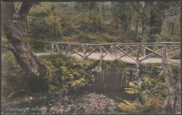 Carnanton Woods Bridge, Near Newquay, Cornwall, C.1905-10 - Frith's Postcard - England