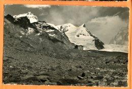 Oct260, Zermatt, Touristenhaus Fluhalp, Rimpfischhorn,Strahlhorn,Hütte, Cabane, 12850, E. Gyger, Circulée Sous Enveloppe - VS Valais