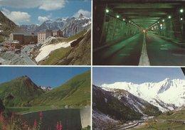 Grand - St - Bernard - Valais. Views  Switzerland. # 07755 - VS Valais