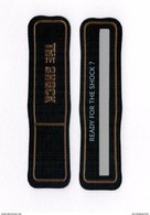 Cartes Parfumées Carte BLACK OPIUM  THE SHOCK  De YVES SAINT LAURENT  RECTO VERSO - Modern (from 1961)