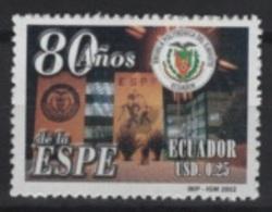 Ecuador (2002) Yv. 1664  /   School - Children - Students - Equateur