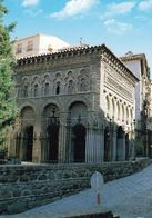 1 AK Spanien * Toledo - Kirche El Cristo De La Luz - Im 10. Jh. Als Moschee Errichtet - Sei 1986 UNESCO Weltkulturerbe - Toledo