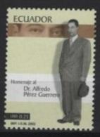 Ecuador (2002) Yv. 1678  /  Alfredo Perez Guerrero - Ecuador