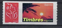 France Adhésif, N° 3977 ** Marianne De Lamouche TVP Rouge, Privé, Timbres Magazine - France