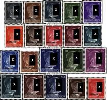 Ostland (Allemand.occ.2.wk.) 1-20 (complète.Edition.) Neuf Avec Gomme Originale 1941 émision De Surcharge - Occupazione 1938 – 45