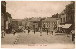 Le Cateau Nord, La Place Thiers (pk48358) - Le Cateau
