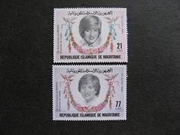 Mauritanie: TB Paire N° 507 Et N° 508, Neufs XX. - Mauritania (1960-...)