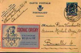 Carte Postale PUBLIBEL N° 586 - Ganzsachen