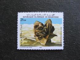 Mauritanie: TB N° 513C, Neuf XX. - Mauritania (1960-...)
