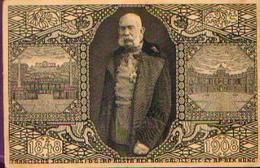 AUTRICHE Entier Postal (circa 31/12/1908) - Entiers Postaux
