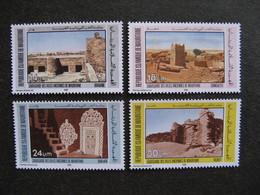 Mauritanie: TB Série N° 520 Au N° 523, Neufs XX. - Mauritania (1960-...)