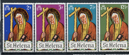 1971 - ST.HELENA  -  Mi. Nr. 244/247 - NH - (CW4755.17) - Isola Di Sant'Elena
