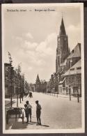 Bergen-op-Zoom -Bredasche Straat - Jongens Met Handkar 1941 - Bergen Op Zoom