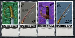 1971 - ST.HELENA  -  Mi. Nr. 250/253 - NH - (CW4755.17) - Isola Di Sant'Elena
