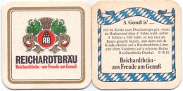 #D210-101 Viltje Reichardtbräu - Portavasos