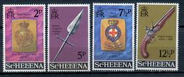 1972 - ST.HELENA  -  Mi. Nr. 254/257 - NH - (CW4755.17) - Isola Di Sant'Elena