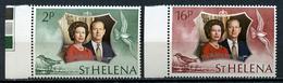 1972 - ST.HELENA  -  Mi. Nr. 258/259 - NH - (CW4755.17) - Isola Di Sant'Elena