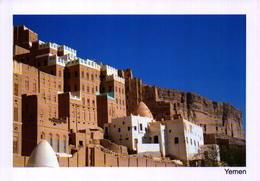 YEMEM,  KHOREIBA, RIGHT WADI DO'AN, HADRAMAWT  [46475] - Yemen