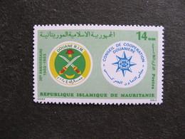 Mauritanie: TB N° 528, Neuf XX. - Mauritania (1960-...)