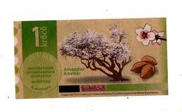 Billet Monnaie Locale Nimes 1 Kroco - France