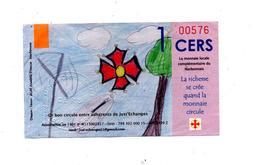 Billet Monnaie Locale Narbonne Cers - France