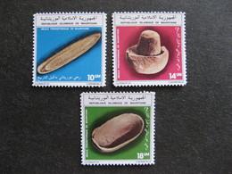 Mauritanie: TB Série N° 532 Au N° 534, Neufs XX. GT. - Mauritania (1960-...)