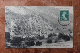 VALDEBLORE (06) - VUE GENERALE - LA ROCHE - STATION ESTIVALE - Autres Communes
