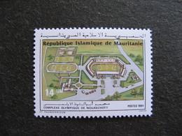 Mauritanie: TB N° 551, Neuf XX. - Mauritania (1960-...)