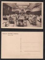 RESTAURANT AU CROCODILE - STRASBOURG / 192? CPA MACARONS GUIDE MICHELIN (ref 6158) - Hotels & Gaststätten