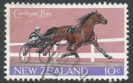 "New Zealand. 1970 Return Of ""Cardigan Bay"" To New Zealand. 10c Used. SG 913 - New Zealand"