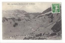 19985 - Les Avants Sur Montreux Et Le Col De Sonloup - VD Vaud