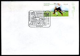 41068) BRD - Brief -  Mi 2788 - SoST 22525 HAMBURG Vom 12.05.2010 - UEFA-Europa-League Finale 2010 In Hamburg - BRD