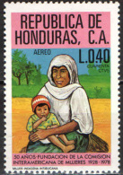 HONDURAS - 1981 - MADRE INTIBUCANA CON FIGLIO - MNH - Honduras