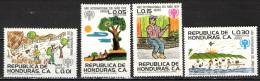 HONDURAS - 1980 - ANNO INTERNAZIONALE DEL FANCIULLO - MNH - Honduras