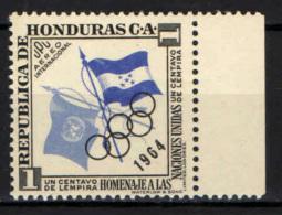 HONDURAS - 1952 - OLIMPIADI DI TOKIO - MNH - Honduras