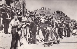 ROGER WALKOWIAK MAILLOT JAUNE ETAPE GAP-TURIN (dil375) - Cycling