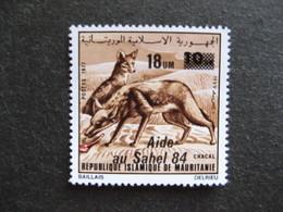 Mauritanie: TB N° 557, Neuf XX. - Mauritania (1960-...)
