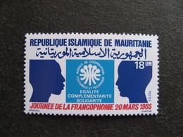 Mauritanie: TB N° 558, Neuf XX. - Mauritania (1960-...)
