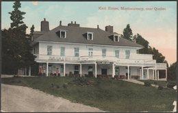 Kent House, Montmorency, Near Quebec, C.1905-10 - Charlton Postcard - Québec - Beauport