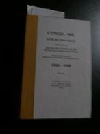 Congo-Nil : Guide Du Congo Belge 1948-1949 (Vicicongo), Habig, Maesen, Jobaert - Boeken, Tijdschriften, Stripverhalen